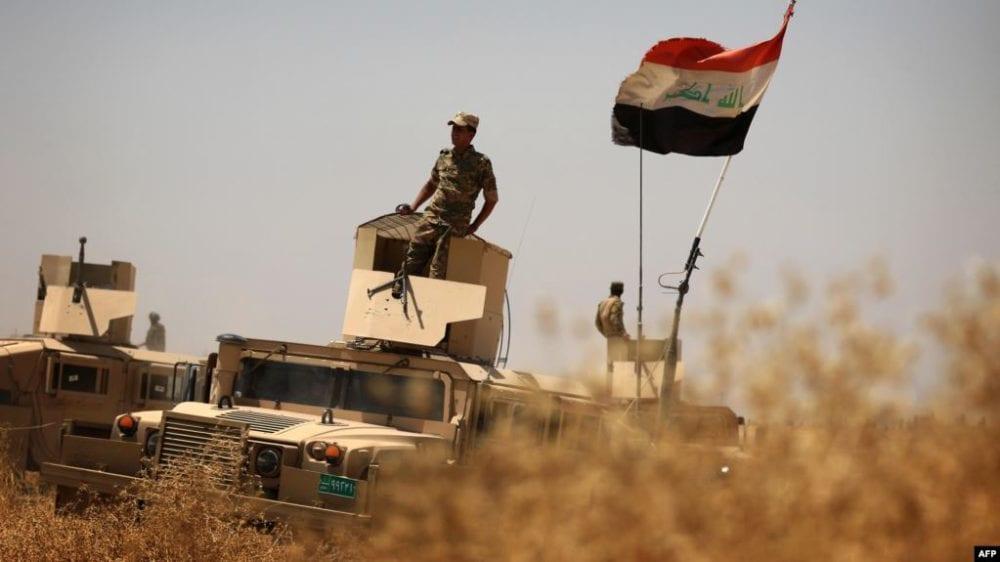 الجيش العراقي ينفذ 14 غارة جوية ضد مقاتلي «داعش» ويقتل العشرات منهم