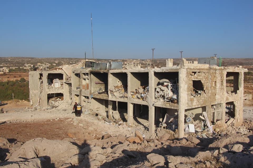 عودة التصعيد إلى إدلب واستهداف مركّز للمناطق السكنيّة والمشافي