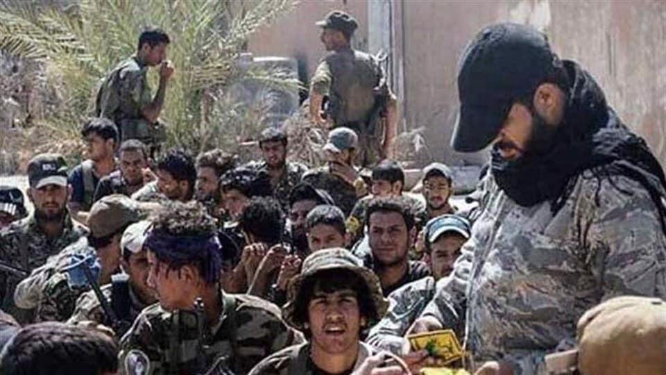 مقتل ثمانية عناصر من «حزب الله» و«الحشد العراقي» في دير الزور