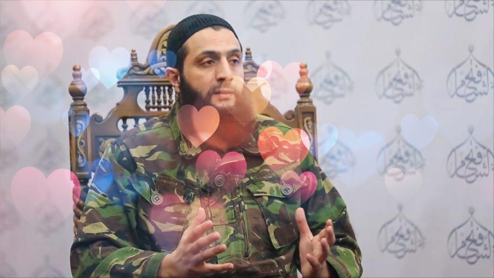 «تحرير الشام» للسوريين: نحنُ الإسلام والجولاني خليفتكم «بالصرماية»