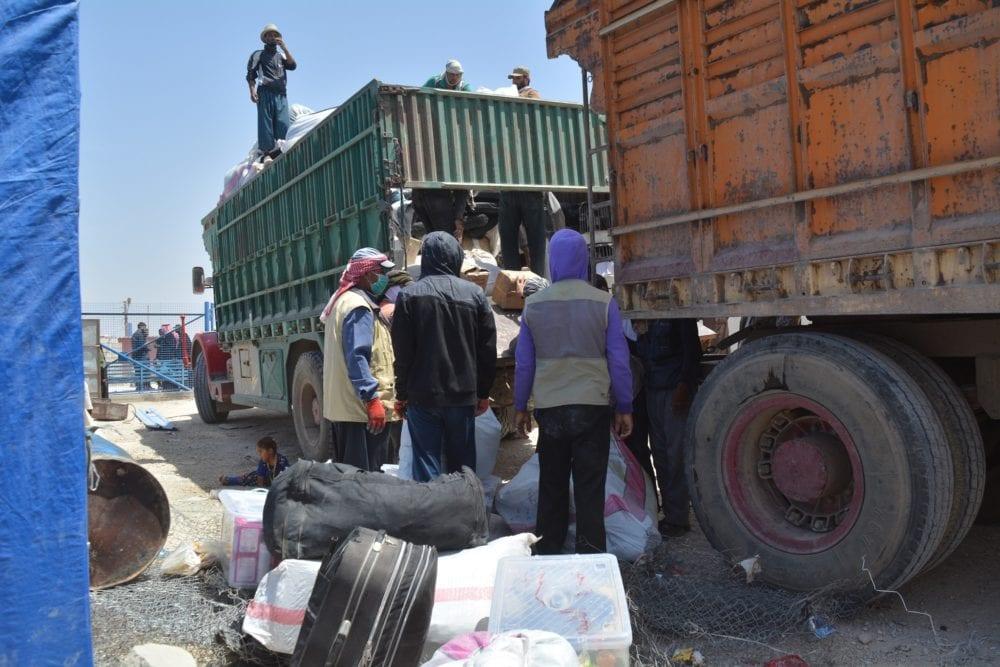 خطة لإعادة مقيمين في مخيم الهول إلى مناطق سيطرة الحكومة السورية
