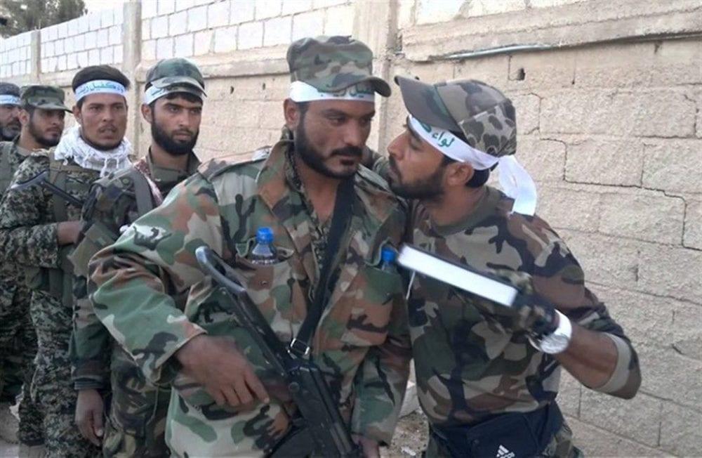 """مقتل ثلاثة عناصر من """"لواء الباقر"""" في دير الزور"""
