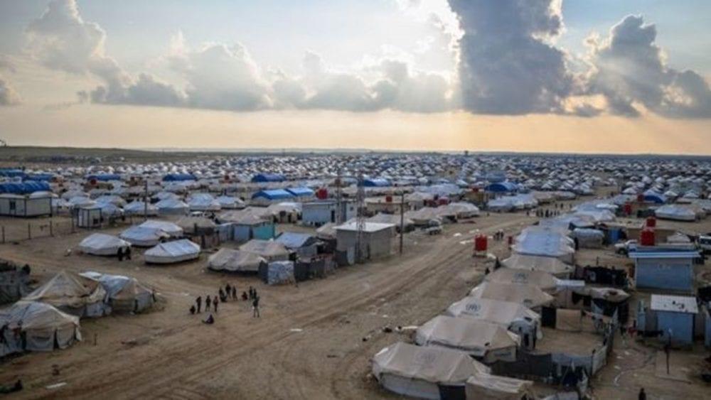 """""""الحسبة النسائية"""" تقتل امرأة من قسم المهاجرات بمخيم الهول"""