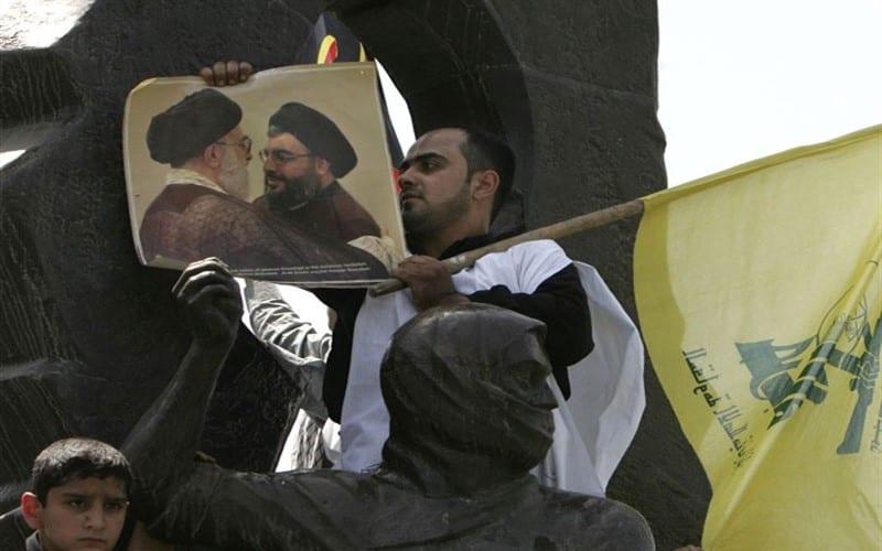الثورة.. بين حزب الله والحشد الشعبي