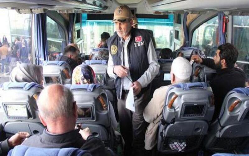 تركيا تفرض غرامات مالية على السوريين المسافرين بين الولايات دون إذن
