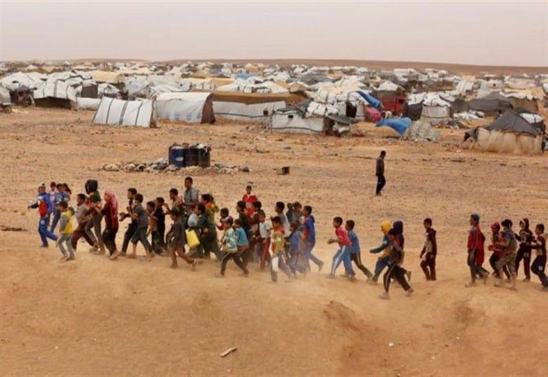 """من الموت إلى الموت.. معاناة نازحي """"الركبان"""" في الوصول إلى شمال سوريا"""