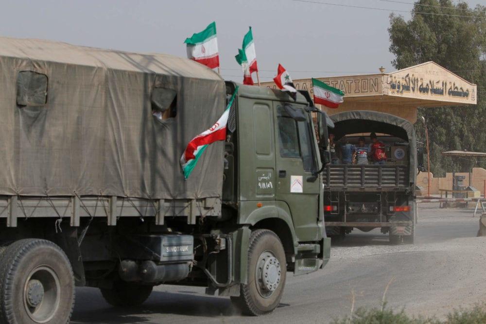 إستراتيجية إيران وتمددها في ديرالزور أطبقت على القرار السيادي