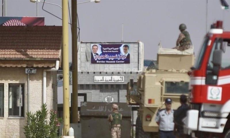 وفد أردني اقتصادي يبحث في دمشق التبادل التجاري وعبور الشاحنات