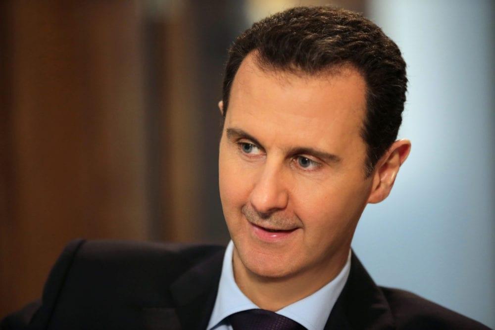 الرئيس السوري بشار الأسد - أرشيفية