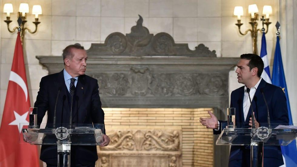 اليونان: إردوغان المنتهك الأول والرئيس للقانون الدولي في المنطقة