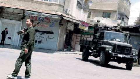 اعتقالاتٌ في حمص وضواحي دمشق.. والأسباب مجهولة!