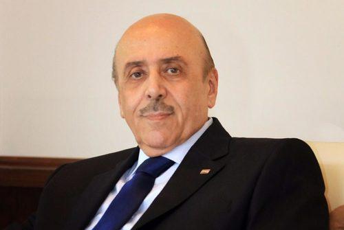 رئيس جهاز الأمن الوطني السوري علي مملوك
