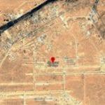 قاعدة عين الأسد الجوية في الأنبار - غوغل