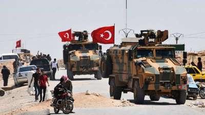 أنقرة: مقتل 4 جنود أتراك بتفجير سيارة في شمال شرق سوريا