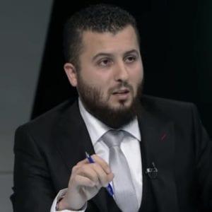 القيادي في الجيش الوطني مصطفى سيجري