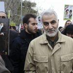 قاسم سليماني - القائد السابق لفيلق القدس التابع للحرس الثوري الإيراني