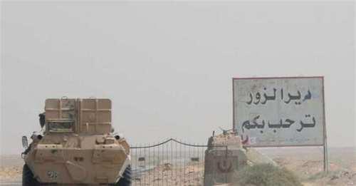 """داعش يصعد في دير الزور ..مقتل وأسر عناصر لـ""""لجيش السوري"""""""