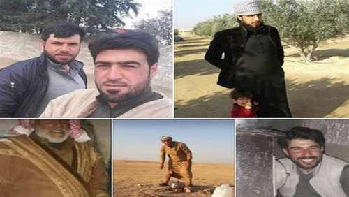 مقتل 21 مدنياً على يد مجهولين في الرقة