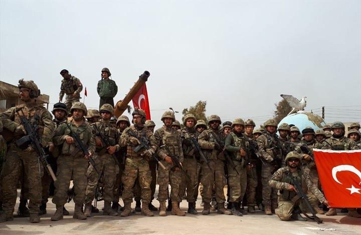 بعد خسائره في سوريا مقتل 15 عسكري من الجيش التركي في ليبيا
