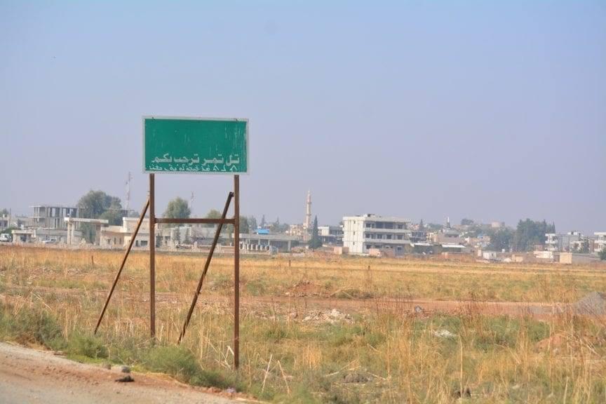 """""""الجيش الوطني"""" يستهدف قرى تل تمر بالحسكة لليوم الثالث"""
