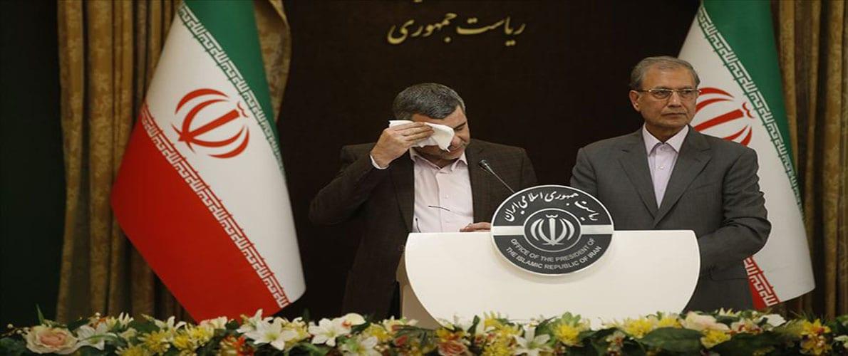 """مسؤول إيراني ينفي عدد وفيات """"كورونا"""" ويصاب به"""