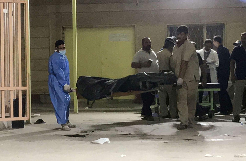 جرحى في انفجار 7 عبواتٍ ناسفة بمناطق متفرّقة في بغداد