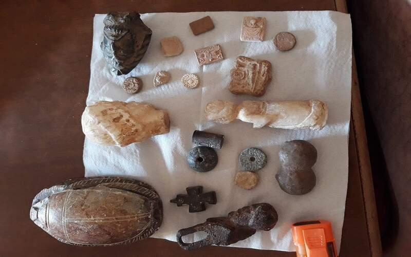 الآثار السورية في قبضة شبكات التهريب والمتاجرين بـ «التاريخ»