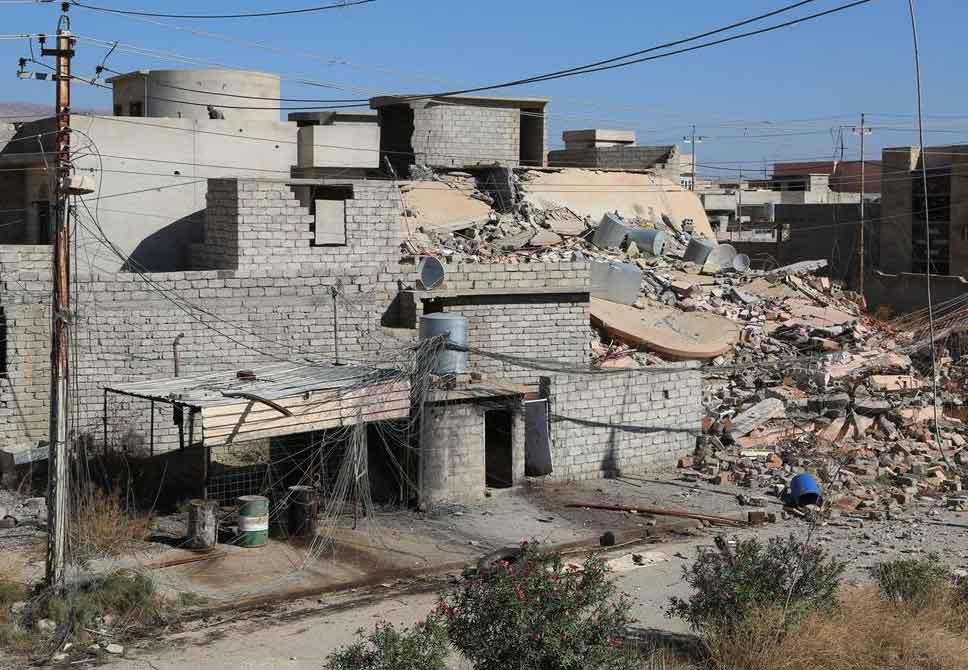 """تحذيراتٌ من """"إبادة جديدة"""".. """"داعش"""" يُهاجم قرى سنجار"""