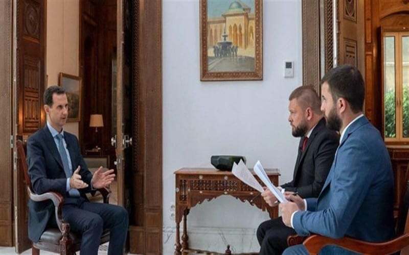 الإدارة الذاتية تردّ على الأسد: «النظام» أحد أهم مسبّبات الأزمة السورية