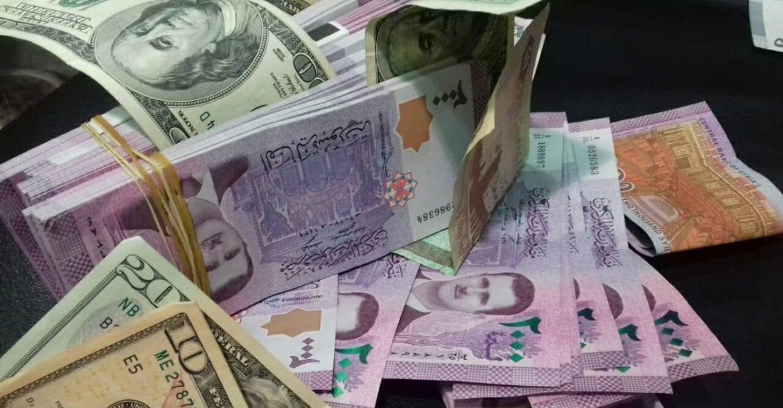 1080 ليرة للدولار الواحد في دمشق ولكل محافظة سعر صرف خاص