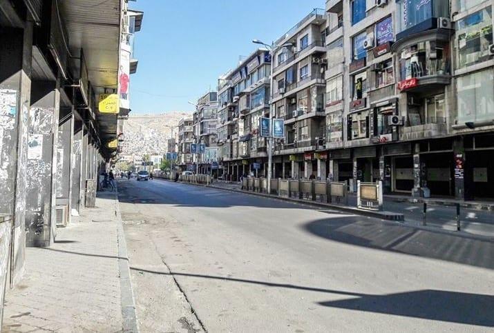 من دمشق: بيوتنا فارغة حتى من الإنارة ونحاول الالتزام بالحجر