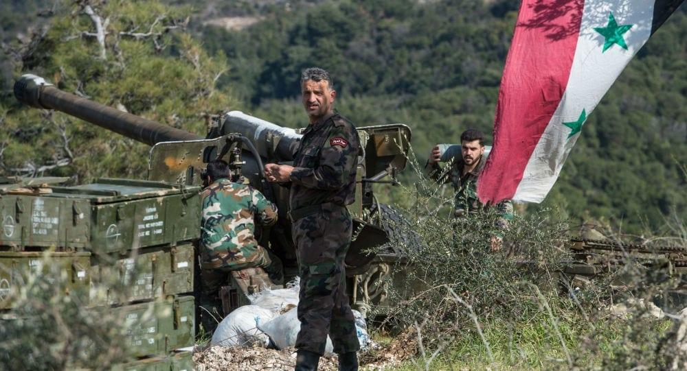 الجيش السوري يضرب نقطة عسكرية تركية فور انتهاء اجتماع بوتين مع إردوغان