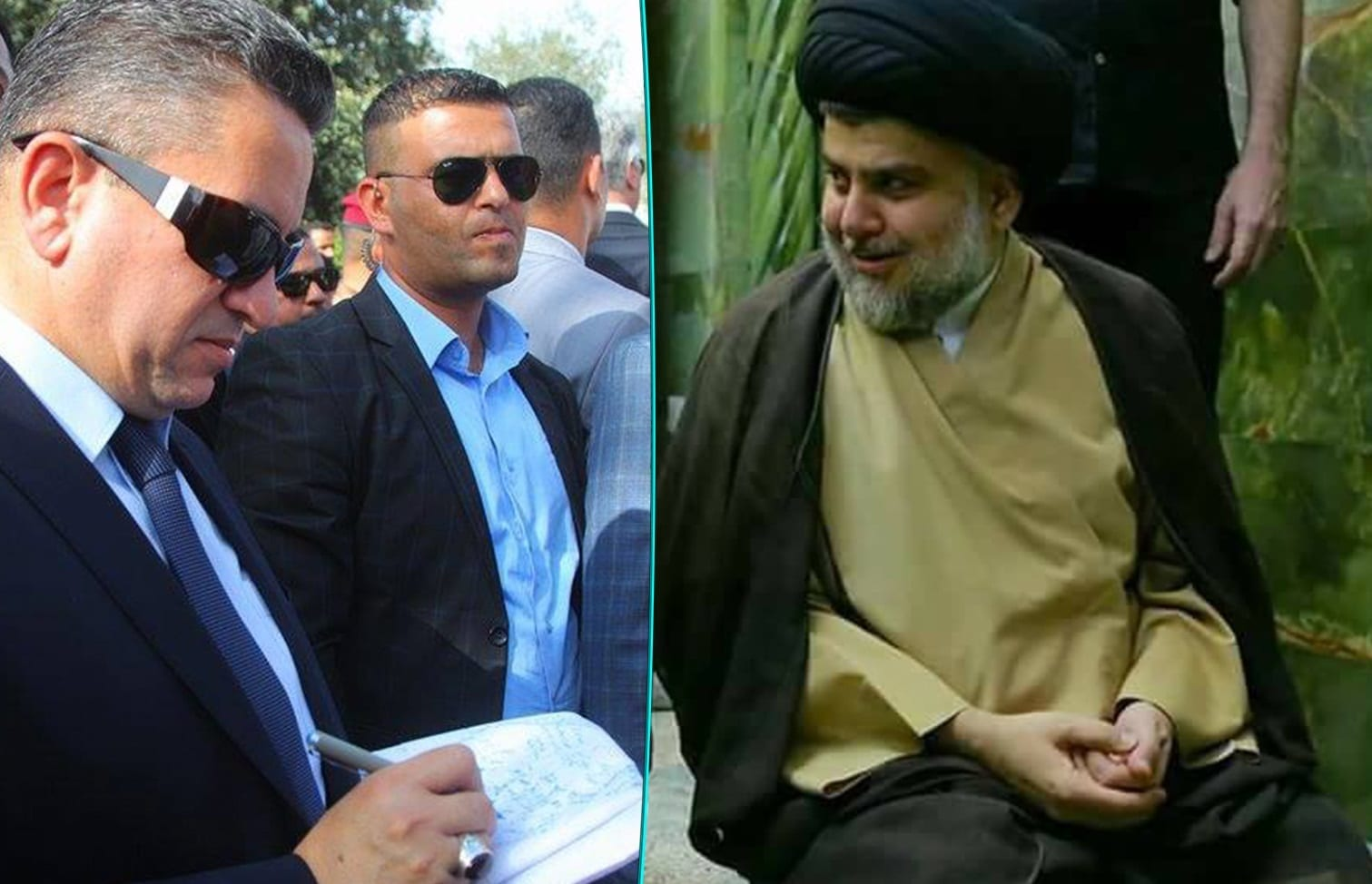 """مقربٌ من المالكي لـ""""الحل"""": الصدر يدعم الزرفي، والفتح قد يلجأ إلى المعارضة"""