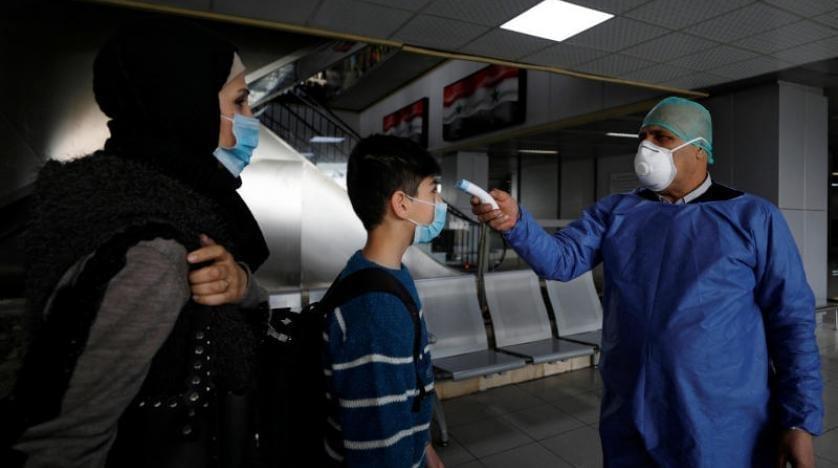 إحصائيّة وزارة الصحّة السّوريّة لمصابي كورونا السبت