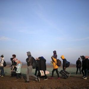 مهاجرون من تركيا إلى اليونان - أرشيفية