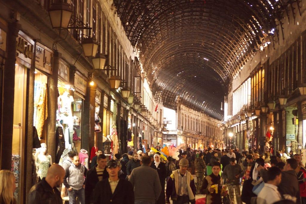 تجار دمشق: لا نثق بأرقام وبيانات المكتب المركزي للإحصاء
