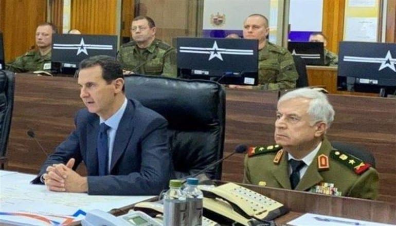 الخزانة الأمريكية تفرض عقوبات على وزير الدفاع السوري