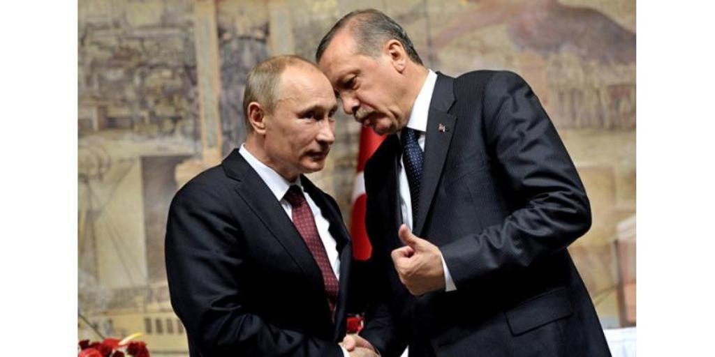 إردوغان: طلبت من بوتين أن يتنحى جانباً ويتركنا نواجه الأسد