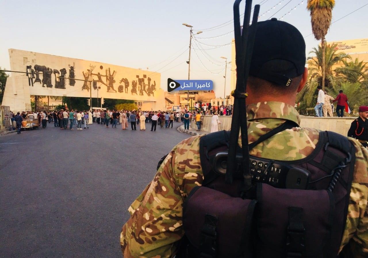 لنَزع السلاح.. عمليات أمنية واسعة في بغداد والبصرة: هذه تفاصيلها