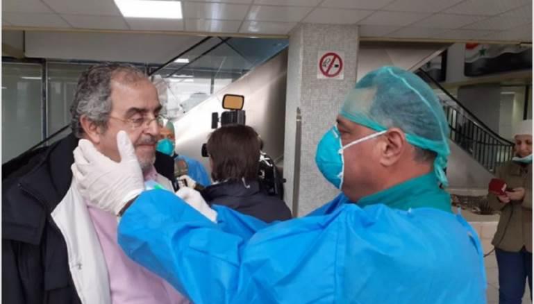 الحكومة السورية تتلقى دفعة مساعدات طبية جديدة من الصين