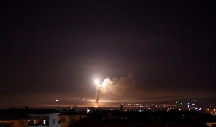 قصف إسرائيلي يستهدف مجموعات إيرانيّة جنوبي سوريا