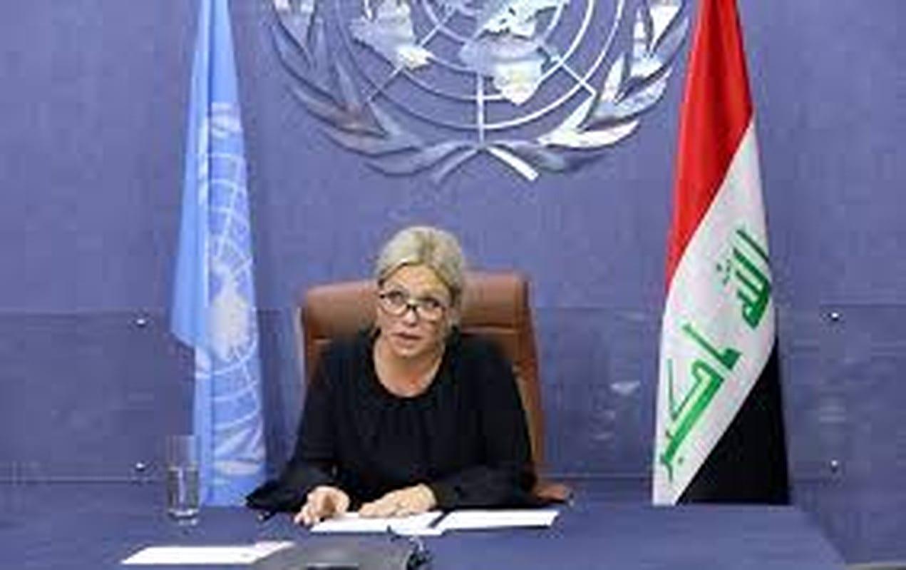 """""""بلاسخارت"""" من كركوك: الانتخابات المُبَكّرَة ستكون مُهمّة بتاريخ العراق"""