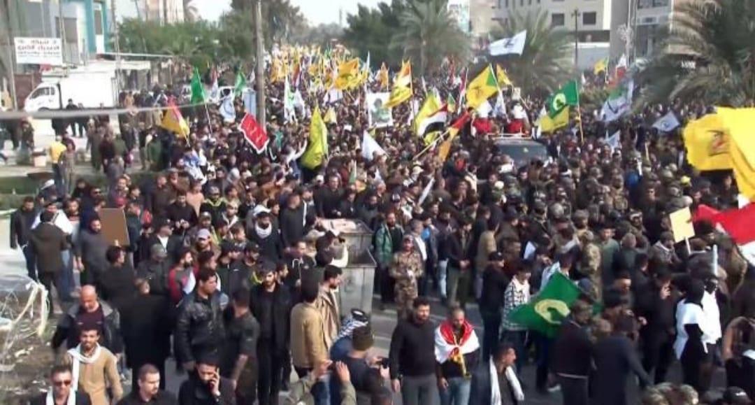 تنوي مهاجمَة القوات الأميركية.. من هي كتائب حزب الله؟