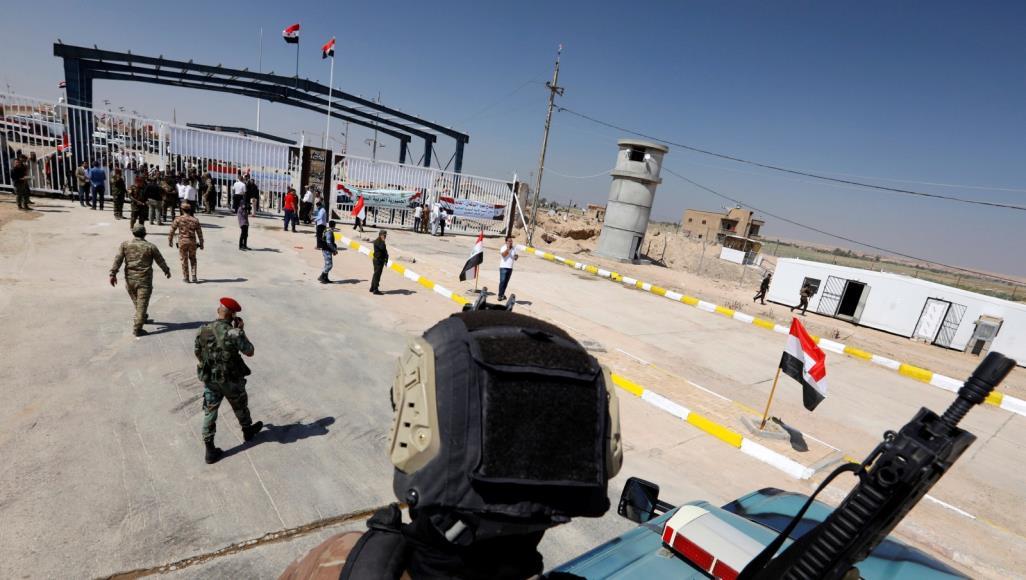 جهاز مكافحة الإرهاب يصل الحدود العراقية – السورية ويتولى إدارة منفذ القائم – البو كمال