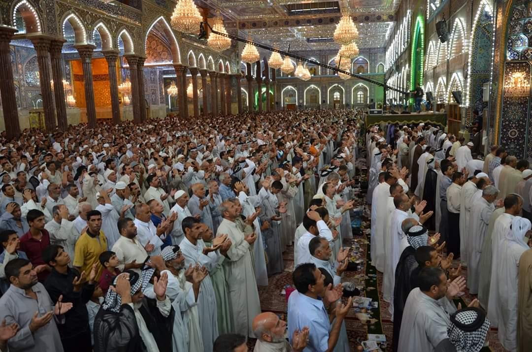 """بسبب """"كورونا"""".. صراعاتٌ حادّة بين المرجعيات الدينية في العراق"""