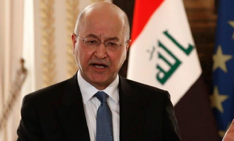 الرئيس العراقي يُصادق على قانون الانتخابات الجديد ويتحفّظ عليه!