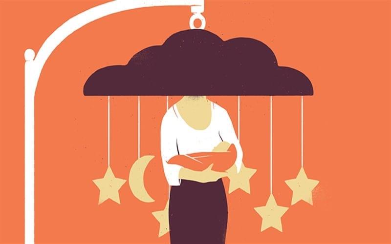 """""""اكتئاب ما بعد الولادة"""": بعضٌ من العلاج كثيرٌ من الحُبّ"""