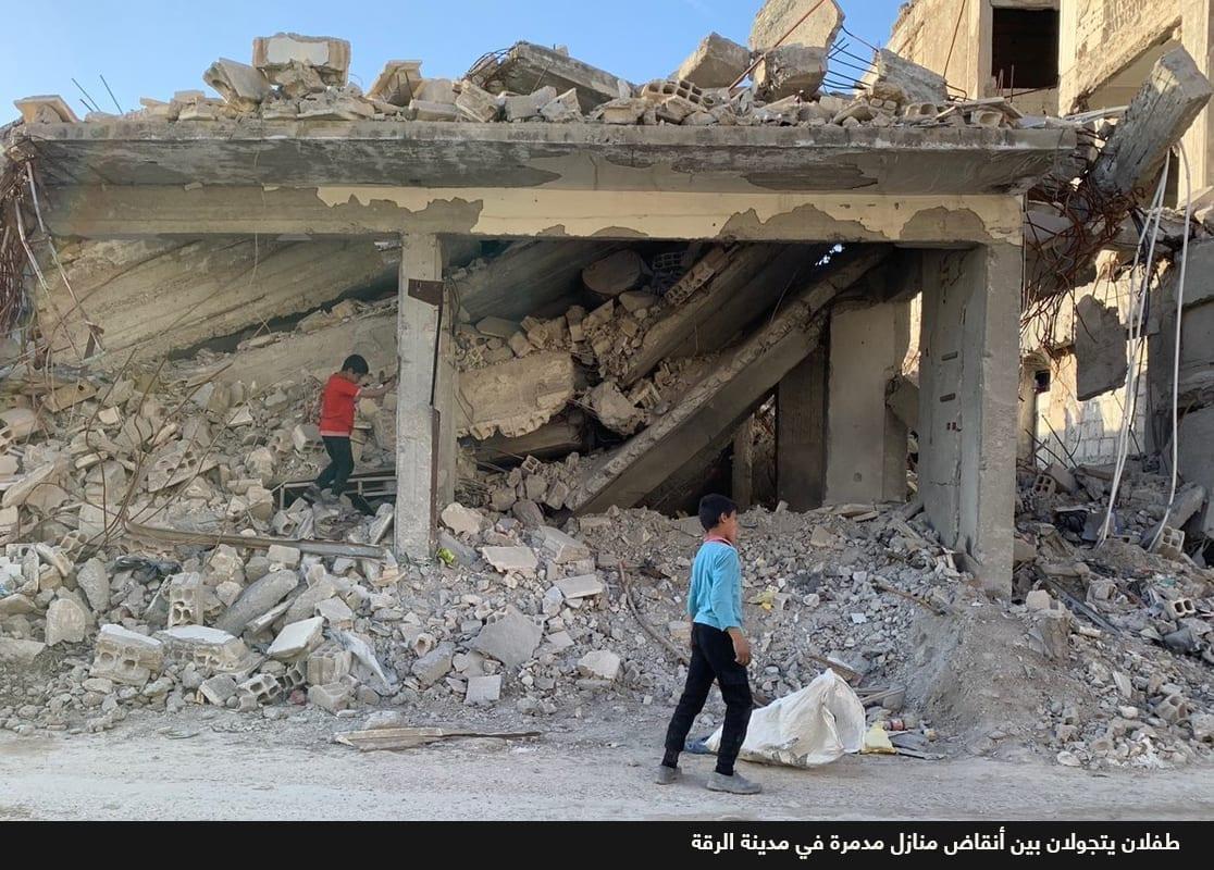 منظمة حقوقية: السلطة السورية فشلت في إدارة الدولة وعليها الرحيل