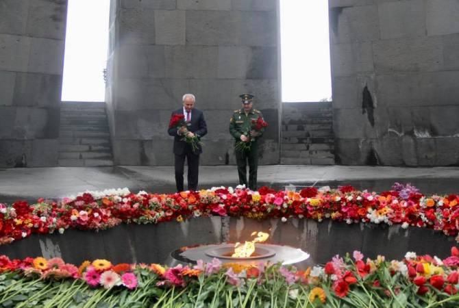 """في ذكرى """"الإبادة"""".. أرمينيا تطالب تركيا بالاعتذار"""
