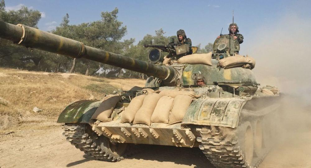 في سوريا.. صواريخُ (تاو) الأميركيّة تُخرِس الدبابات الرّوسيّة